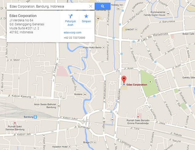 Informasi Dan Pemesanan   map