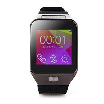 I ONe M9 Smartwatch   Jam Tangan Pintar Unisex   Hitam   i one m9 smartwatch jam tangan unisex hitam