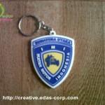 Gantungan Kunci Karet   gantungan kunci label karet 5 150x150